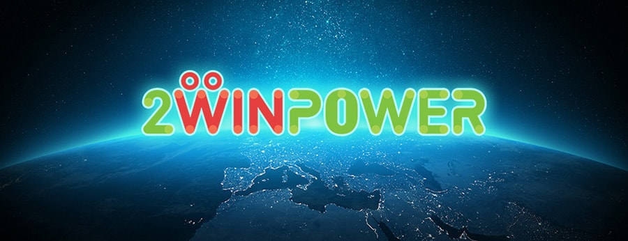 2WinPower's gambling software developer website