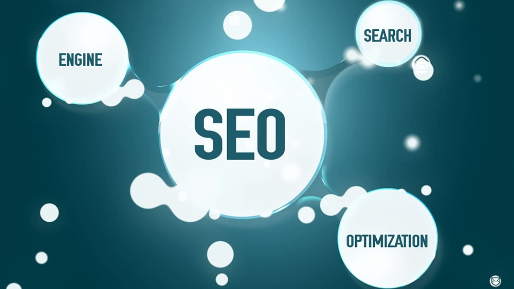 Search Engine Optimization (SEO) for gambling website advertisement