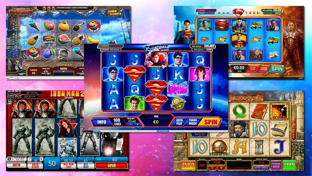 Игровые автоматы maxbet