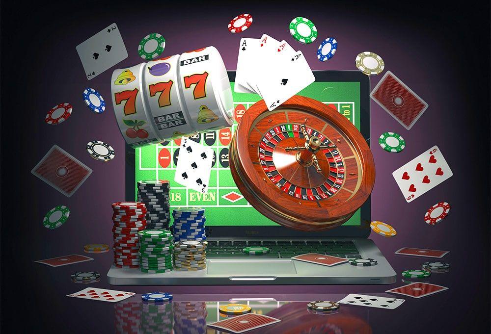 казино онлайн игры
