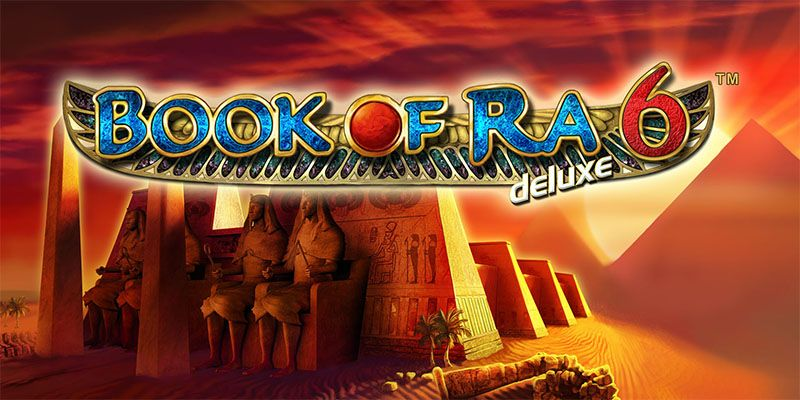 Book of Ra 6 slot machine by Novomatic