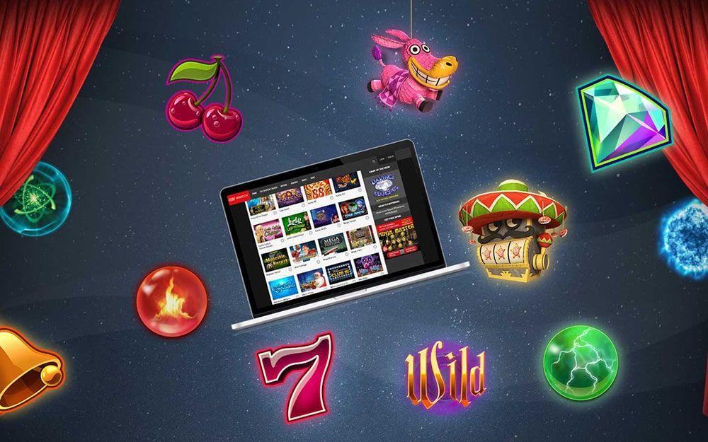 Ігрові автомати онлайн безкоштовно і без реєстрації полуниця
