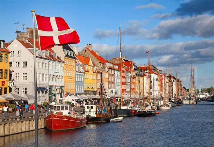 Online gambling industry in Denmark