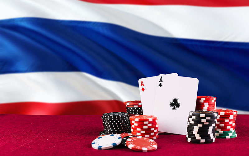 Casino in Thailand: gaming laws