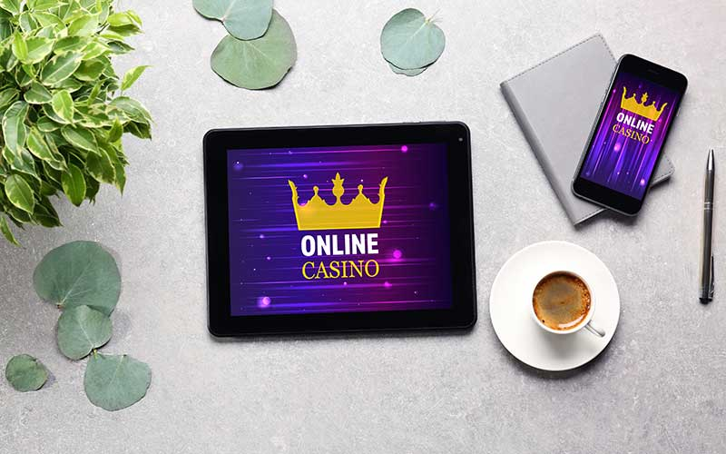 Gaming solutions for an online casino