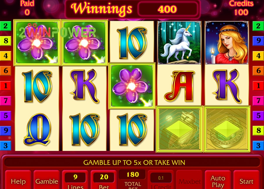 AlpsGames slot - Lucky Magic