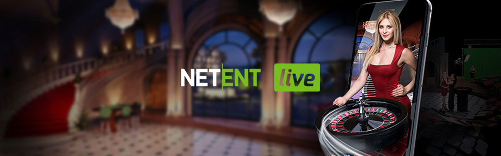 NetEnt software for live casino