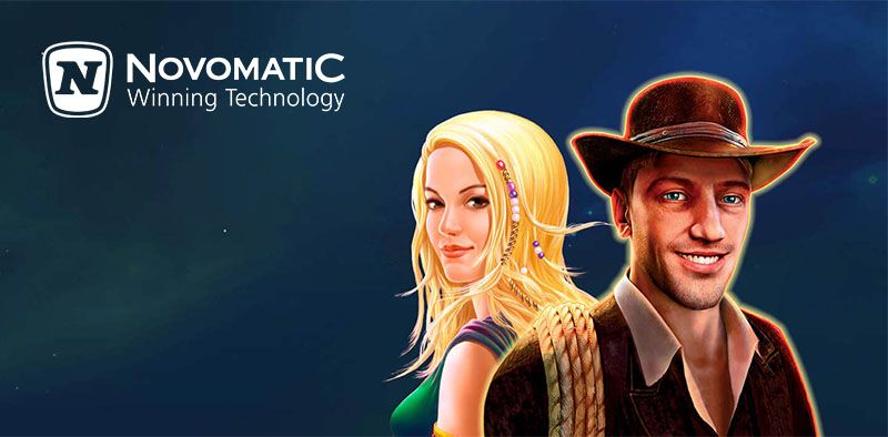 Novomatic Deluxe BTD gambling software