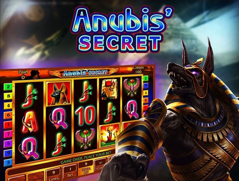 Anubis' Secret slot by AlpsGames