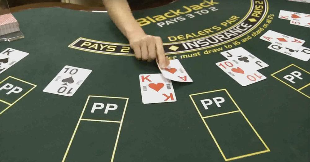правило игры в казино