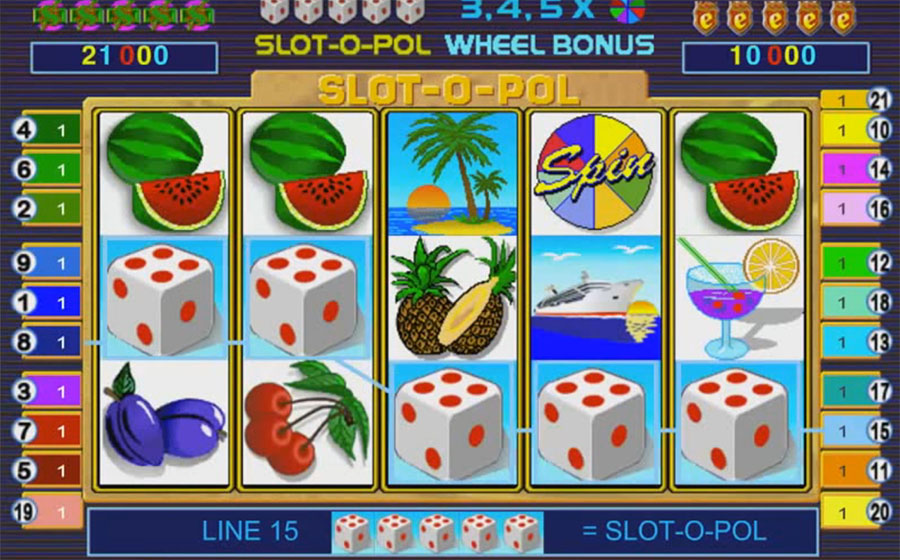 slot game Slotopol