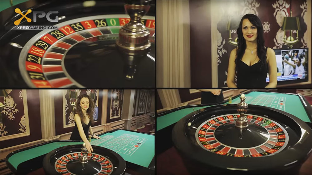 XProGaming live dealers casino, image