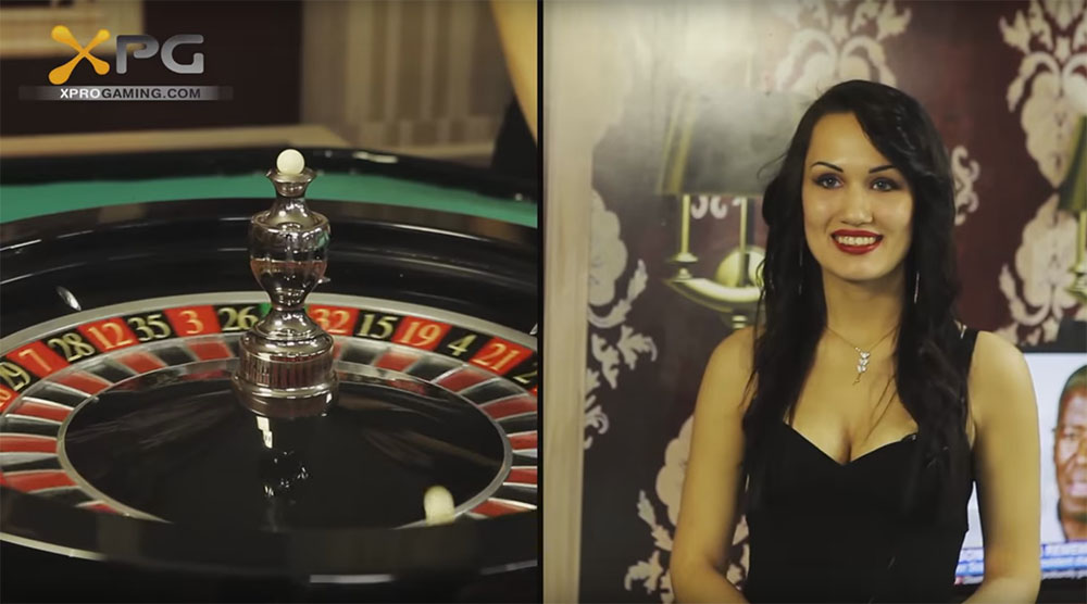 live casino roulette with live dealers, image