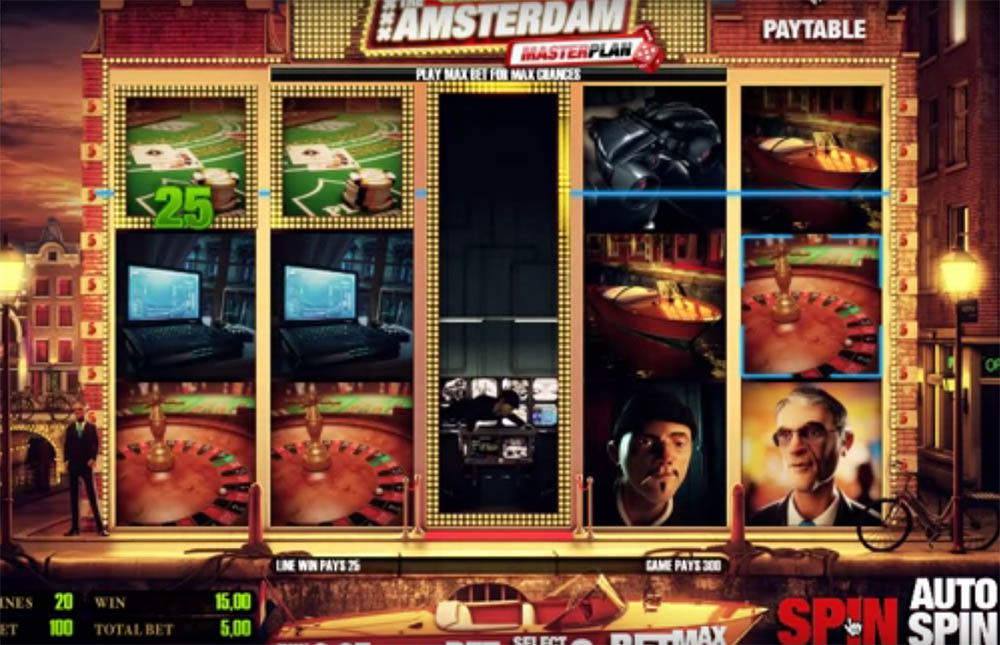 slot machine Sheriff Gaming - Amsterdam, image