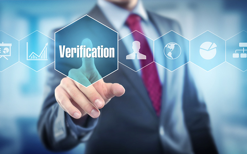 ASAP Secured verification for casinos